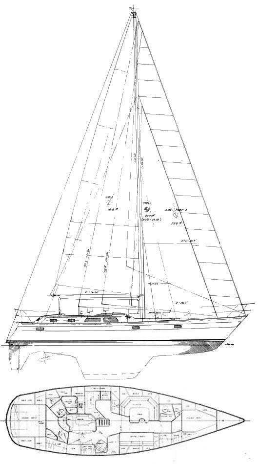 NORSEMAN 447 drawing