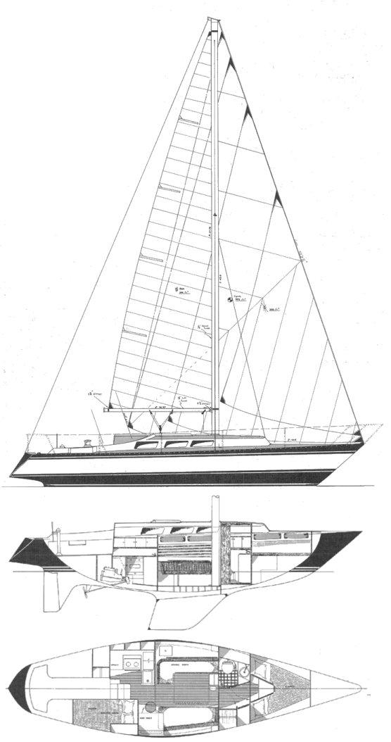 NORTH STAR 1500/35 drawing