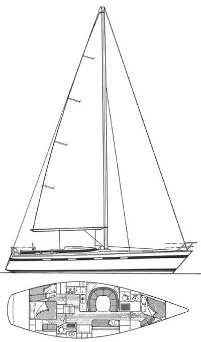 OCEAN 44 drawing