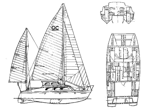 OCEANIC 30 drawing