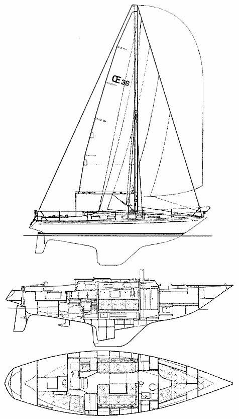 OE 36 drawing