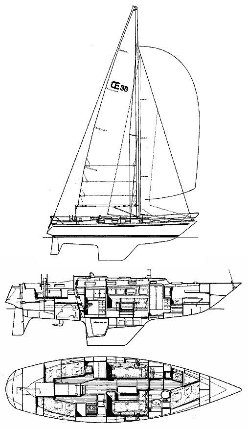 OE 38 drawing