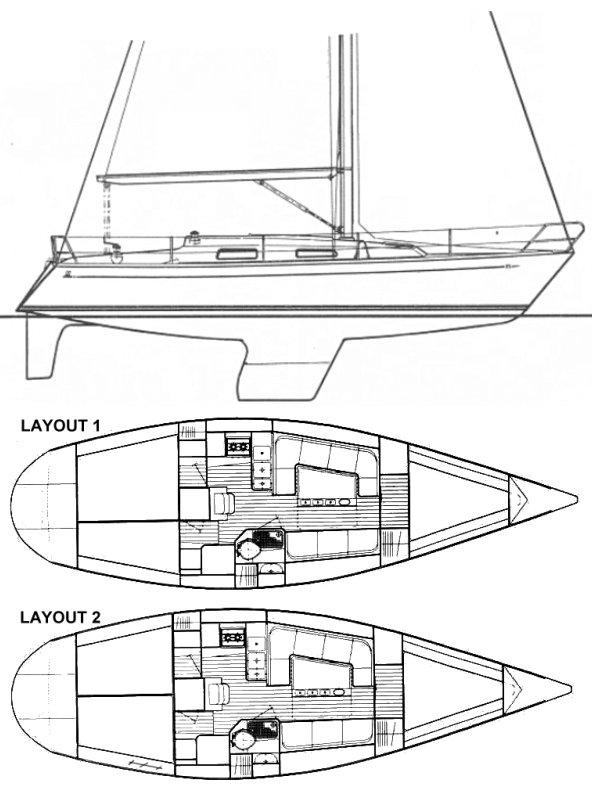 OMEGA 36 drawing