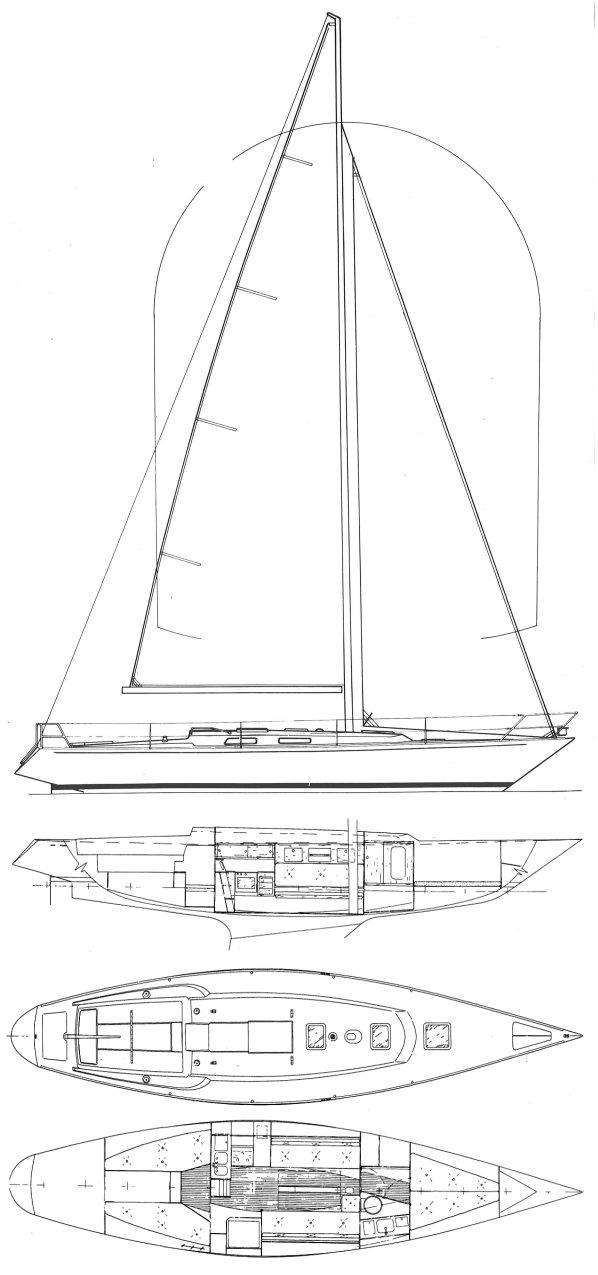 OMEGA 42 drawing