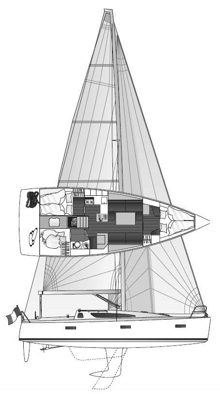 OPIUM 39 drawing