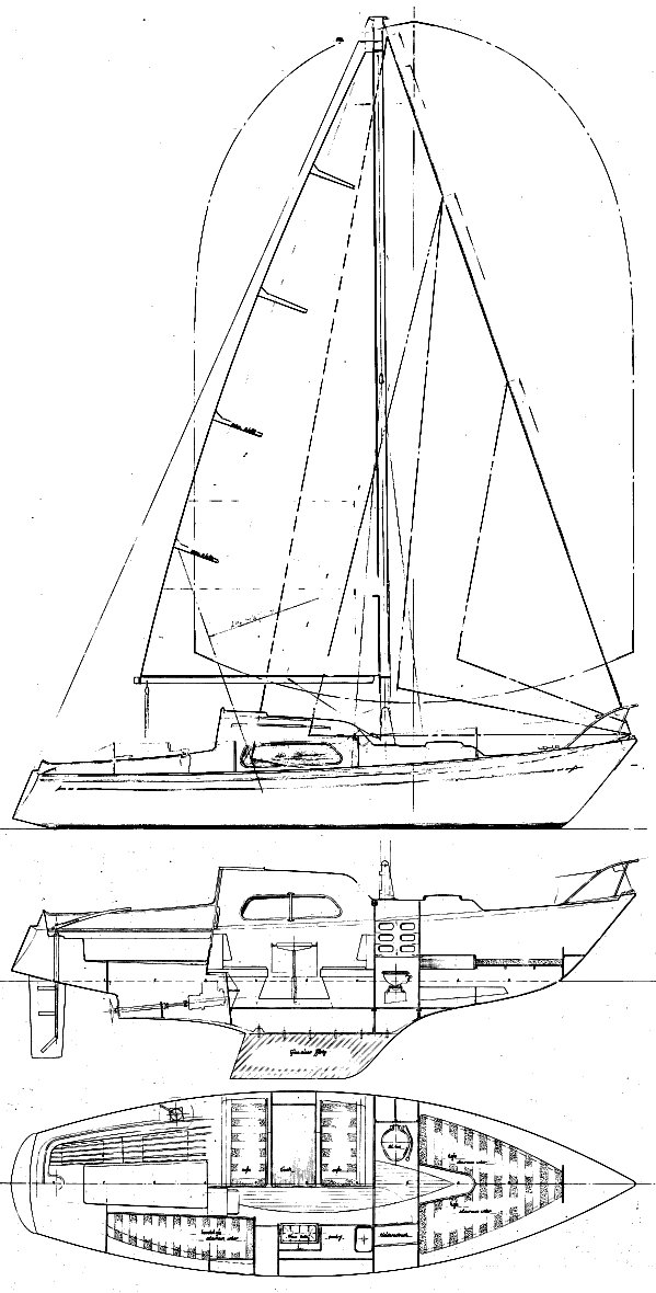 OPTIMA 83 (DEHLER) drawing