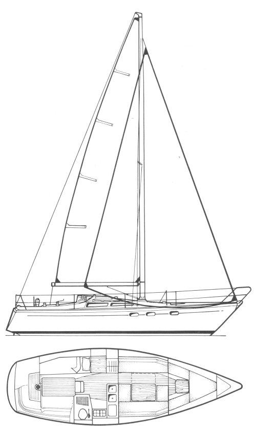 OPTIMA 92 (DEHLER) drawing