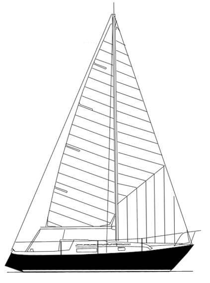 PACESHIP 29 (C&C) drawing