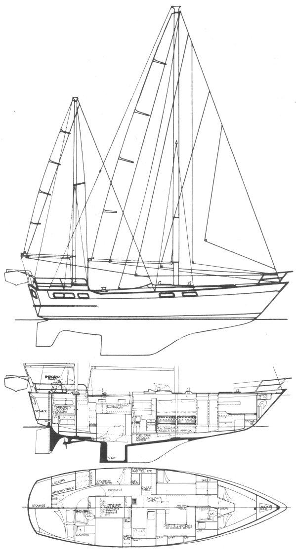 PJ-43CR drawing