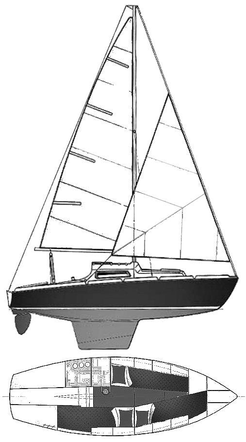 PAMPERO (AMEL) drawing