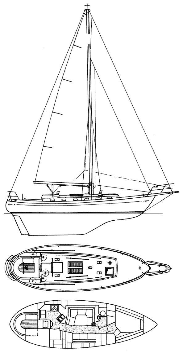 PANDA 40 drawing