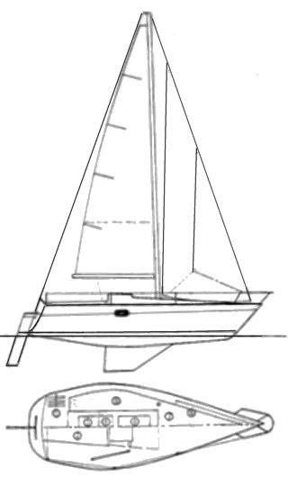 PEN DUICK 600 drawing