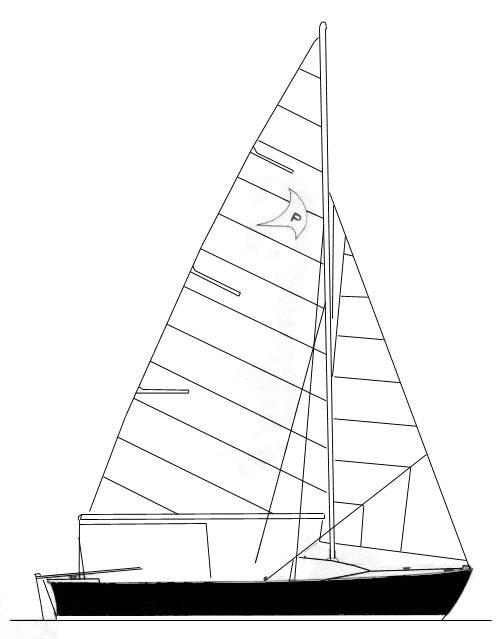 PEREGRINE 16 (PACESHIP) drawing