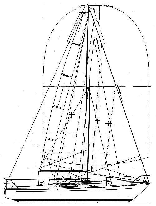 PIONIER 10 drawing