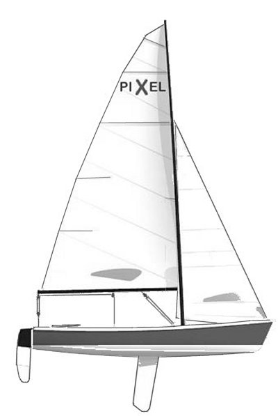 Pixel drawing on sailboatdata.com