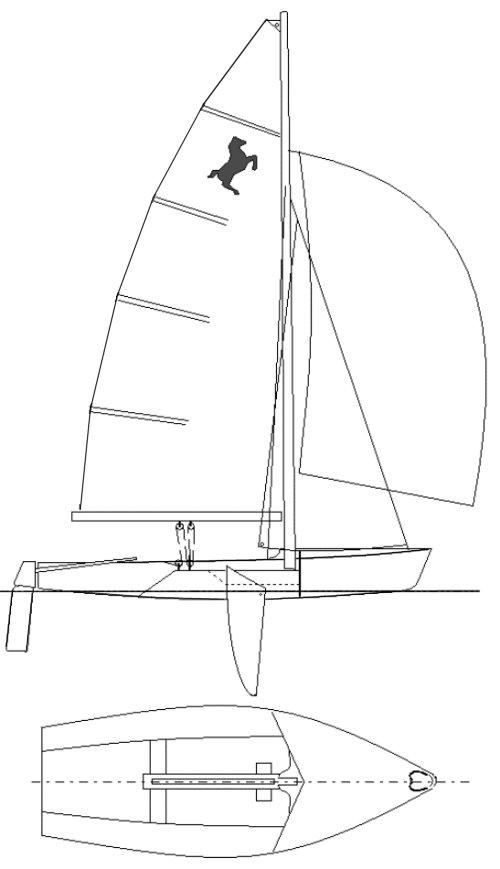 PONANT drawing