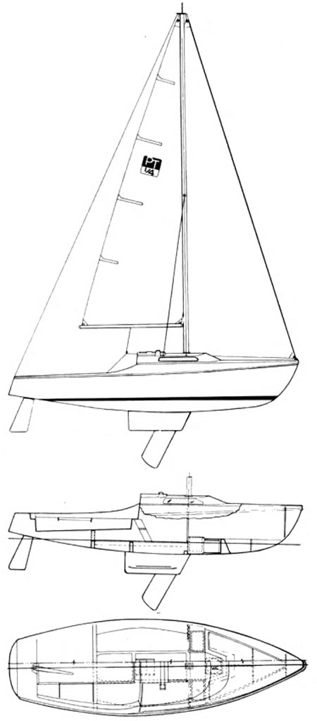 PT-22 1/4 TON (PLAS TREND 22) drawing
