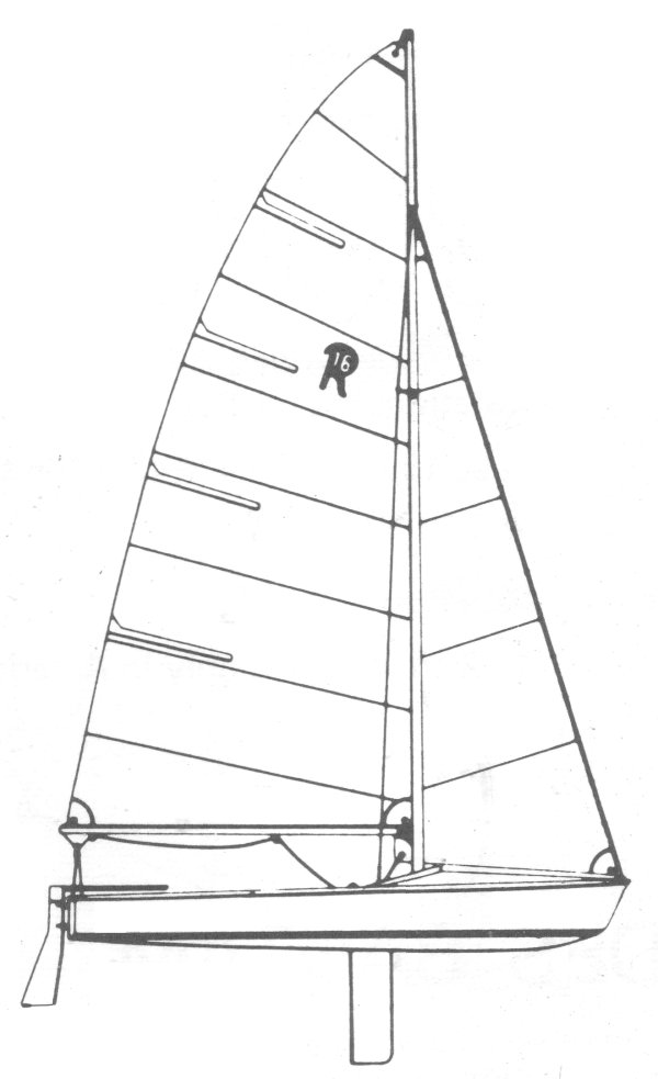 RANGER 16 drawing