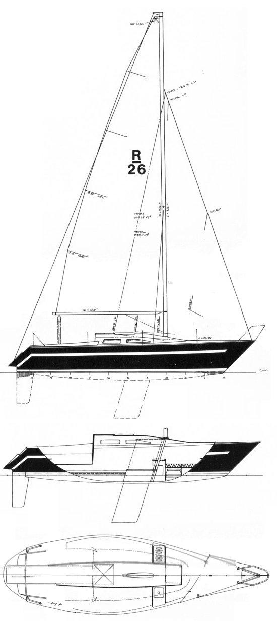 RANGER 26-2 (MULL) drawing
