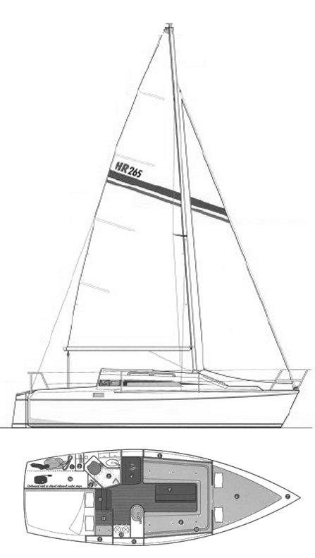 RANGER 265 (THOMAS) drawing