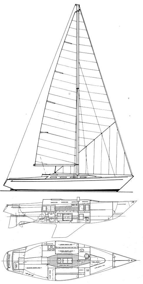RANGER 37 drawing
