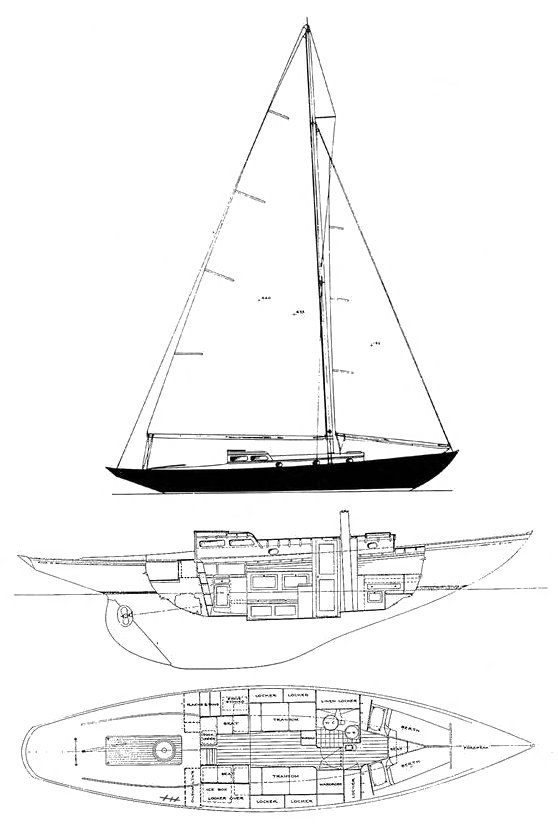 RHODES 27 drawing