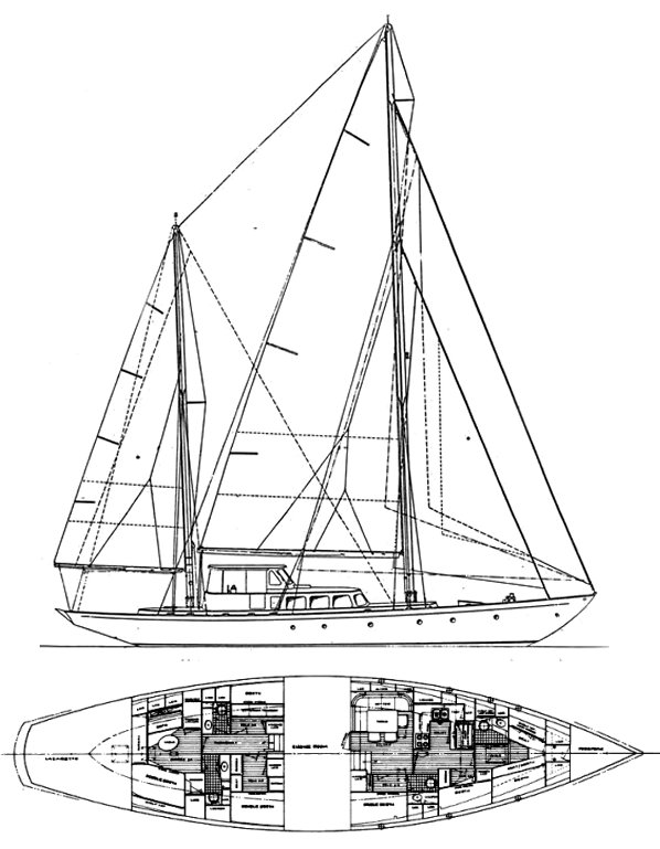 RHODES 77 drawing
