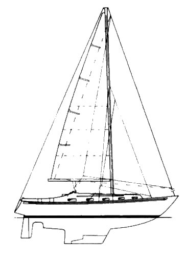 RIVAL 36 drawing