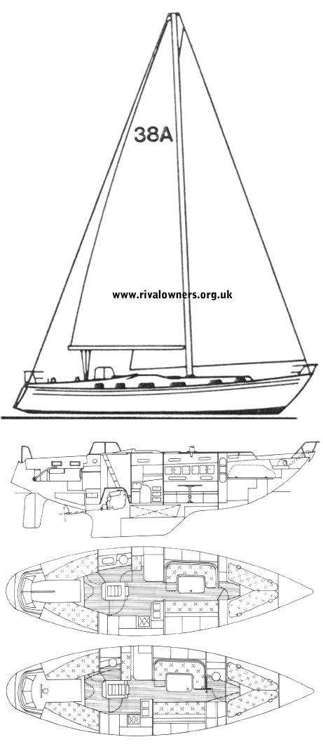 RIVAL 38 drawing