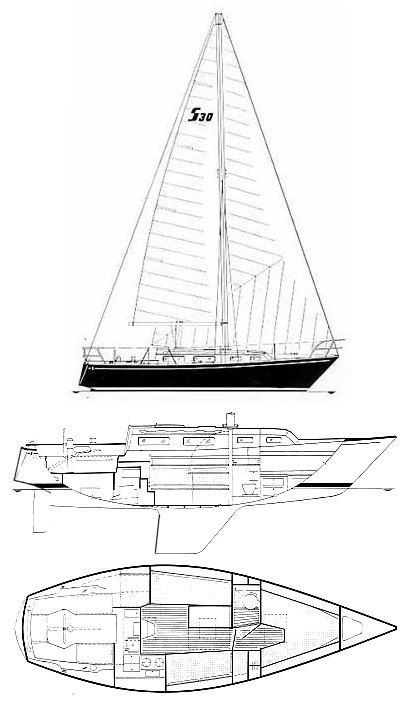 SABRE 30-1 drawing