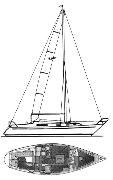SADLER 34 drawing