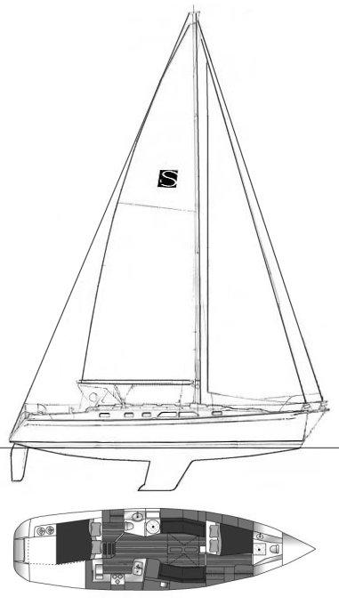 SAGA 43 drawing