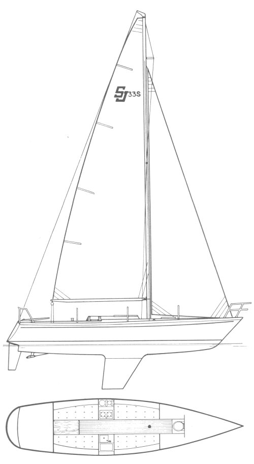 SAN JUAN 33S drawing