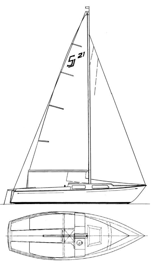SAN JUAN 21 drawing