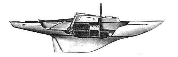 ERICSON 32 (SCORPION) drawing
