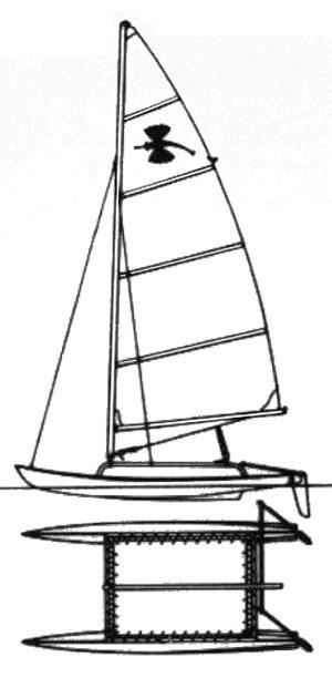 SEA MOTH II drawing
