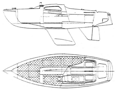SEACAT 16 (MARIEHOLM) drawing