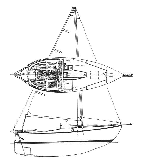 SEAFORTH 24 drawing