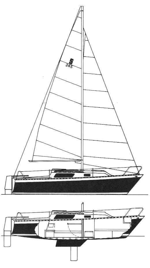 SEIDELMANN 245 drawing