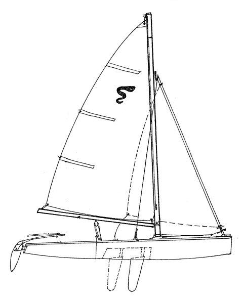 SIDEWINDER 16 drawing