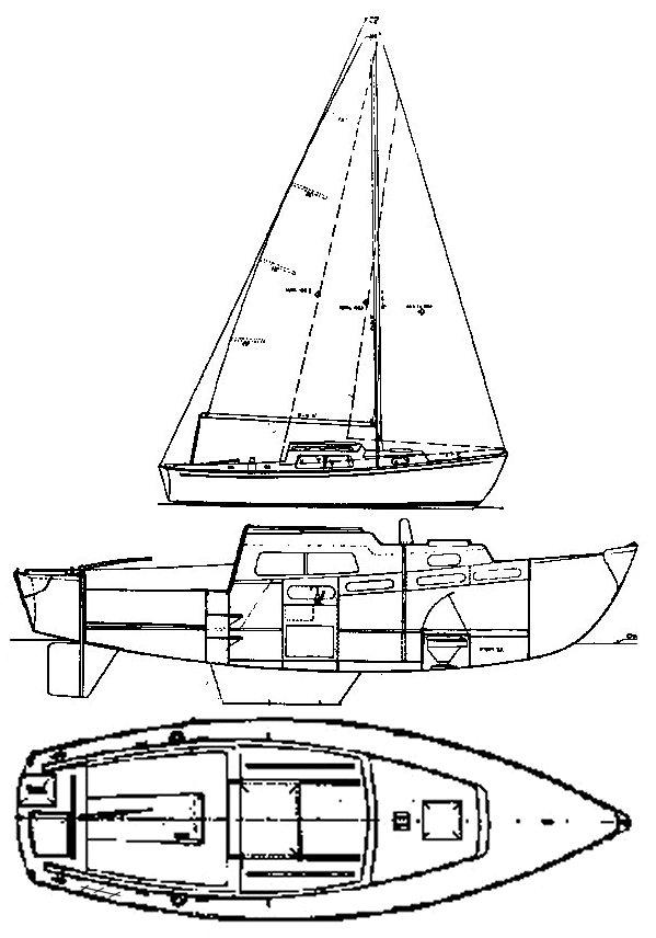 SIGNET 20 drawing