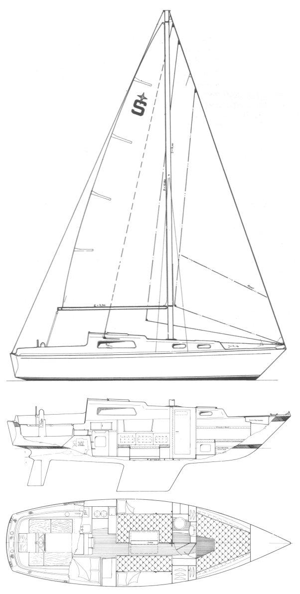 SINGOALLA 34 (ALBIN) drawing