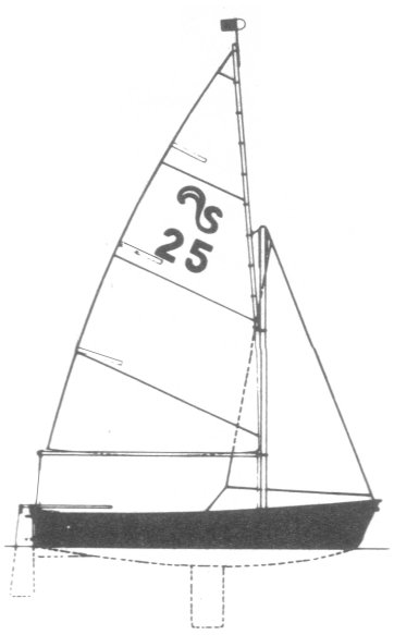 Skunk drawing on sailboatdata.com