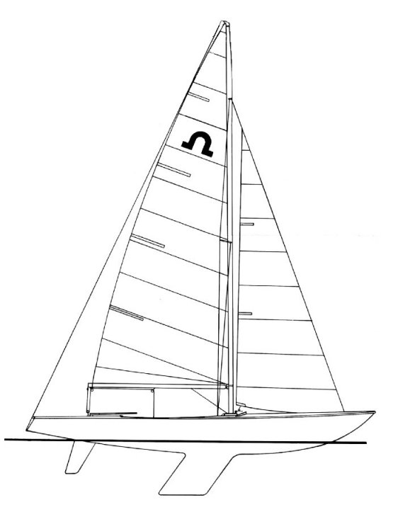 SOLING drawing