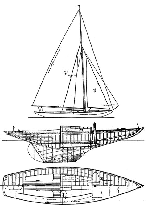 SOUND INTERCLUB (MOWER) drawing
