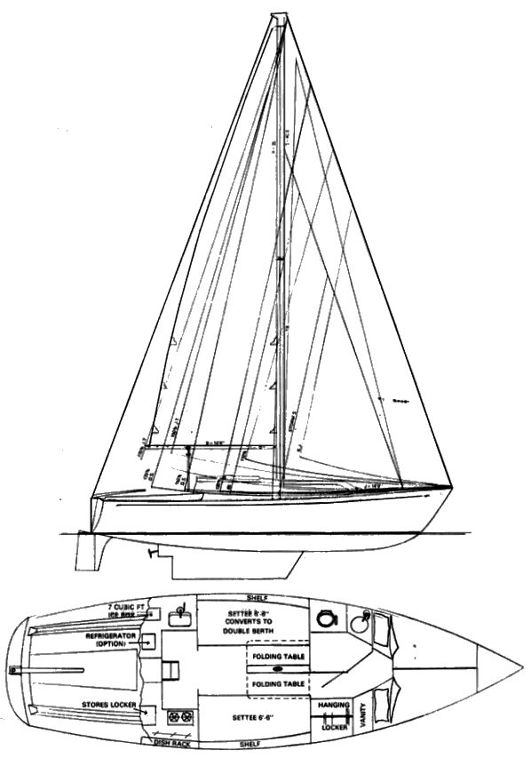 SOVEREL 30 (MK II-III) drawing