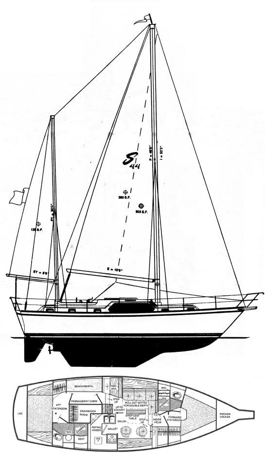 STAMAS 44 drawing