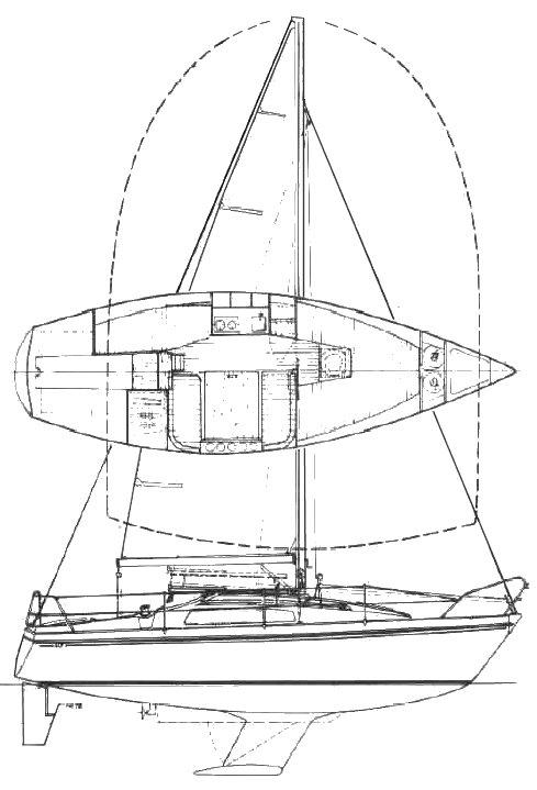 SUNBEAM 25 drawing