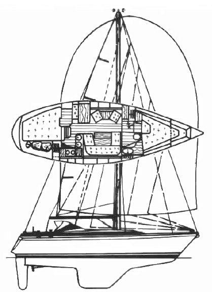SUNBEAM 34 drawing