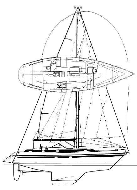 SUNBEAM 37.1 drawing